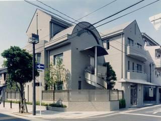 M邸: (有)アマ設計事務所が手掛けた家です。
