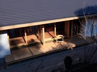 大紅葉の家 モダンな 家 の アーキウェルワークス一級建築士事務所 モダン