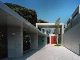 施行事例2: 株式会社 北川原環境建築設計事務所が手掛けた家です。