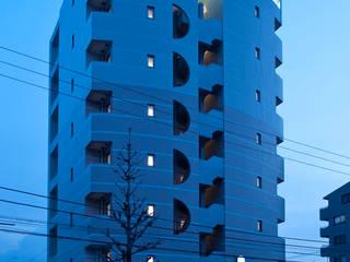 シャンドール小堀 Moderne Häuser von nakajima Modern