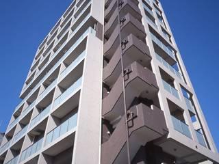 メゾン柳 Moderne Häuser von nakajima Modern