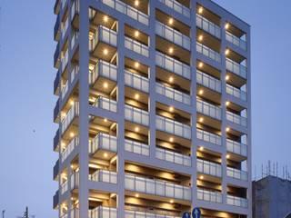 メゾン柳 Casas modernas por nakajima Moderno