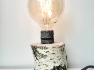 WoodWoolDesign en Edison:   door WoodWoolDesign