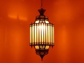 Lampada Saheb Malek:  in stile  di L' Argania