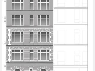 LS HOTEL: Maisons de style  par timothée tibi AID