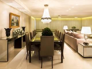 Apartamento G2 Salas de jantar clássicas por AC Arquitetura Clássico