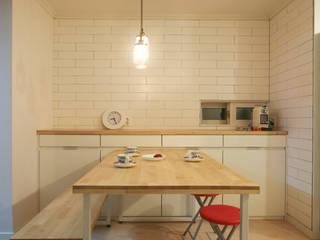 Cocinas modernas de 홍예디자인 Moderno