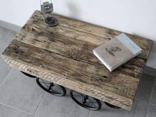 YvaR DesigN Living roomSide tables & trays Wood