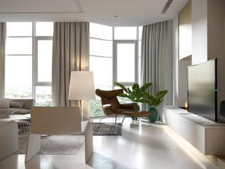 Minimalist living room by AShel Minimalist