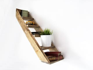 YvaR DesigN Living roomShelves