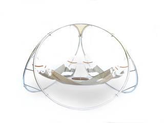 Trinity hammocks: modern tarz , Modern Ahşap Ahşap rengi