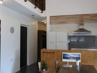 비로소 4´33´´ 게스트 하우스 : 아키제주 건축사사무소의  주방