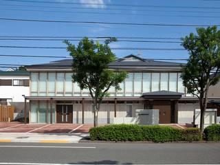 Moderne Häuser von 今井建築設計事務所 Modern