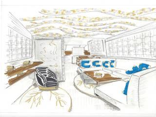 Concours international Porcelanosa 2015 par JC Créations d'intérieurs