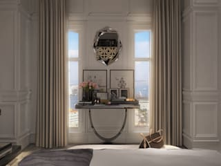 Bedroom by Mert Duyal - NuN Design