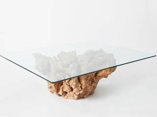 coffeetable in ulivo:  in stile  di Radice In Movimento