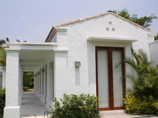 Casa Ticuman Casas modernas de Boué Arquitectos Moderno