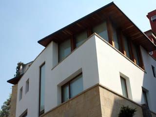 Casa Real de las Lomas 3 Casas modernas de Boué Arquitectos Moderno