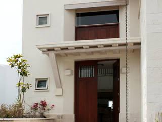 Casa El Campanario Casas rústicas de Boué Arquitectos Rústico