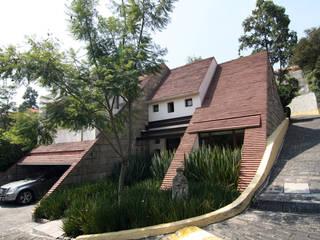 Paseo de la Reforma Casas modernas de Boué Arquitectos Moderno