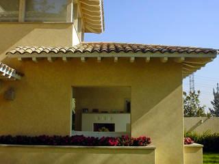 Casa Mimosas Casas rústicas de Boué Arquitectos Rústico