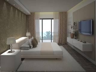 Bedroom by Gabriela Afonso