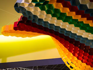 Modern Walls and Floors by AMOATO STUDIO SA DE CV Modern
