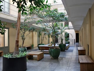 Bolivar Casas coloniales de Boué Arquitectos Colonial