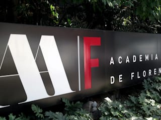 Academia de Arte de Florencia Estudios y despachos modernos de Boué Arquitectos Moderno