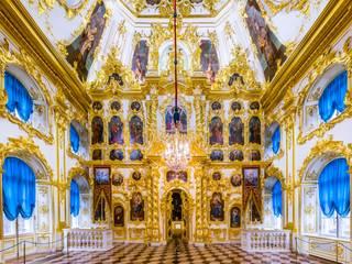 Церковный корпус Петродворца от Belimov-Gushchin Andrey Классический