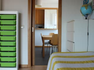 Modern Kid's Room by Casa do Páteo Modern