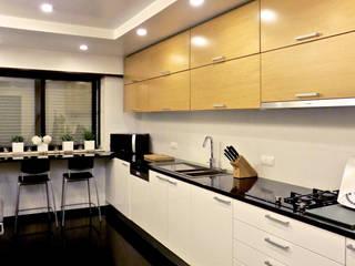 Remodelação de Apartamento: Cozinhas modernas por LXL - Lisbon Lifestyle