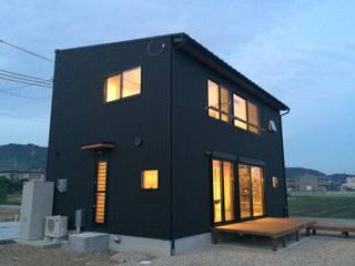 ここから家PROJECT: TIEN natural comfort design roomが手掛けた折衷的なです。,オリジナル