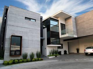 CASA MG Casas modernas de WRKSHP arquitectura/urbanismo Moderno