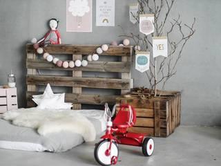 Ambientes infantiles modernos Haciendo el Indio Habitaciones infantilesAccesorios y decoración