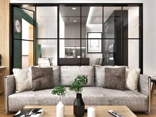ONE STUDIO Living room