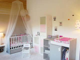 Modern Kid's Room by Pièces d'identité Modern