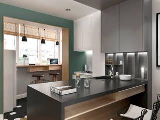 ONE STUDIO Kitchen