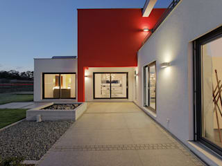 Modern terrace by Lopez-Fotodesign Modern