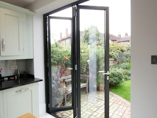 Woodwarde Road IQ Glass UK Modern windows & doors