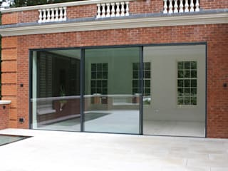 Foxwood IQ Glass UK Modern windows & doors