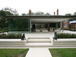 Shenfield Mill Modern windows & doors by IQ Glass UK Modern