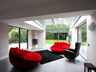 Kewferry Drive IQ Glass UK Modern windows & doors