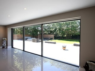 Barrington Park Gardens IQ Glass UK Modern windows & doors