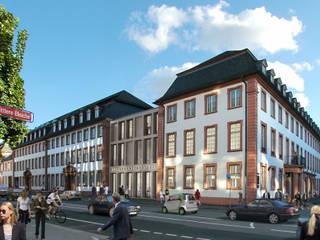 Elzter Kultur Hof - EKH von SYRA_SCHOYERER Architekten BDA