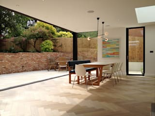 East Finchley IQ Glass UK Modern windows & doors
