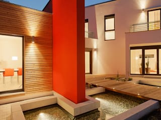 Modern houses by Lopez-Fotodesign Modern
