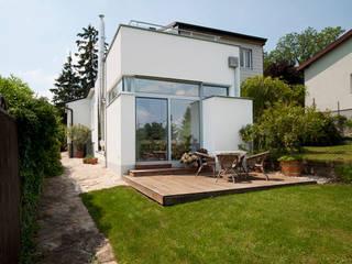 Umbau Haus S _ Niederösterreich Moderne Häuser von ATELIER WIENZEILE Tintscheff ZT-KG Modern