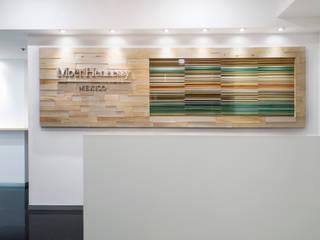 Lobby Moet Edificios de oficinas de estilo moderno de Studio Orfeo Quagliata Moderno