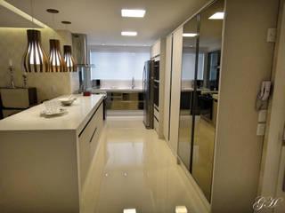 Cocinas modernas de Gabriela Herde Arquitetura & Design Moderno